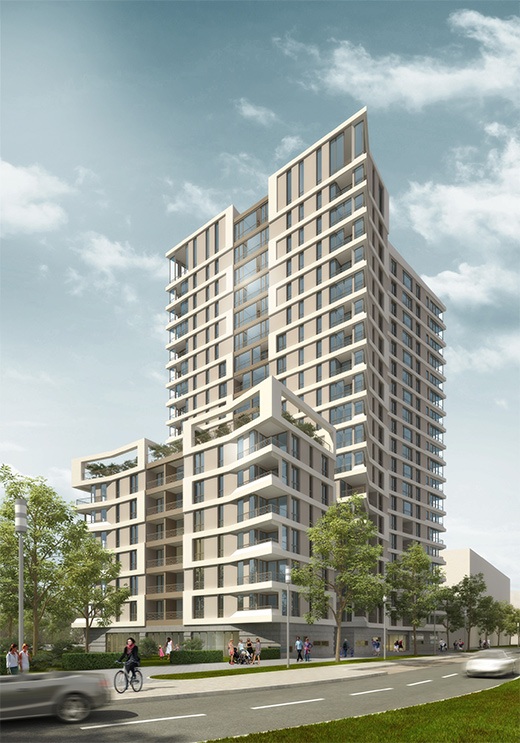 Residential Complex Kiev Engineering Eastern Europe